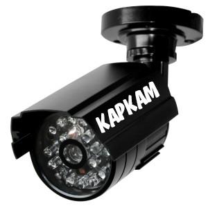 Муляж камеры видеонаблюдения КАРКАМ Dummy 170