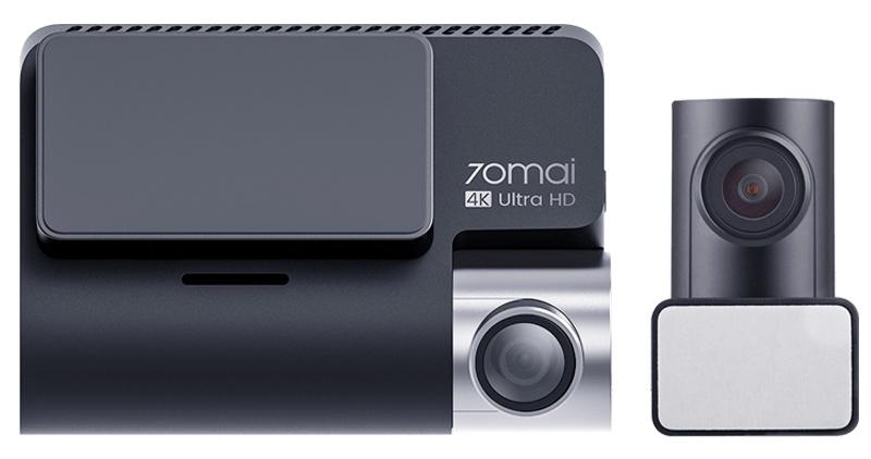 Xiaomi 70Mai Dash Cam 4K A800 (c камерой заднего вида RC06)