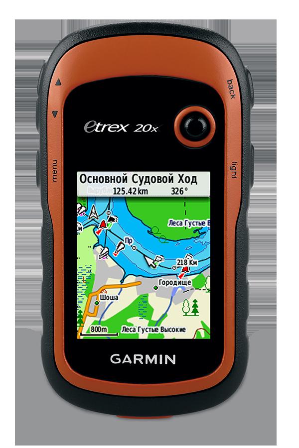 Garmin ETREX 20X от КАРКАМ