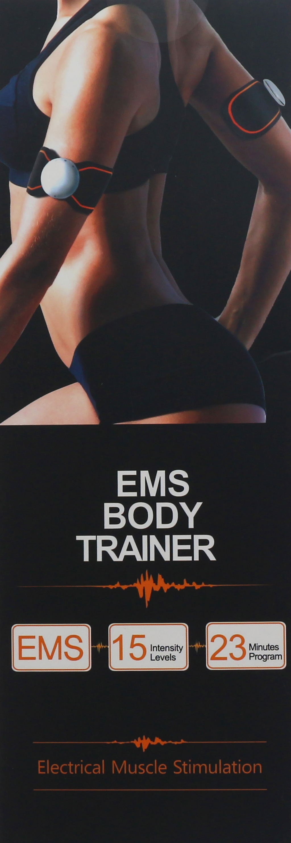 EMS Power Muscle Trainer LD-1502B2 от КАРКАМ