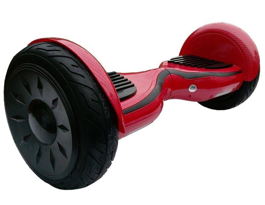 Гироскутер Smart Balance 10,5, Красный карбон