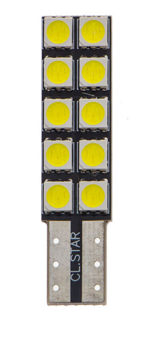 CARCAM T10-10-5050 CANBUS carcam t10 5smd 5050