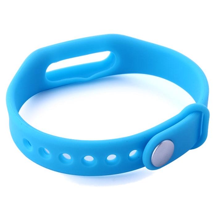 Сменный браслет для Mi Band, Голубой от КАРКАМ