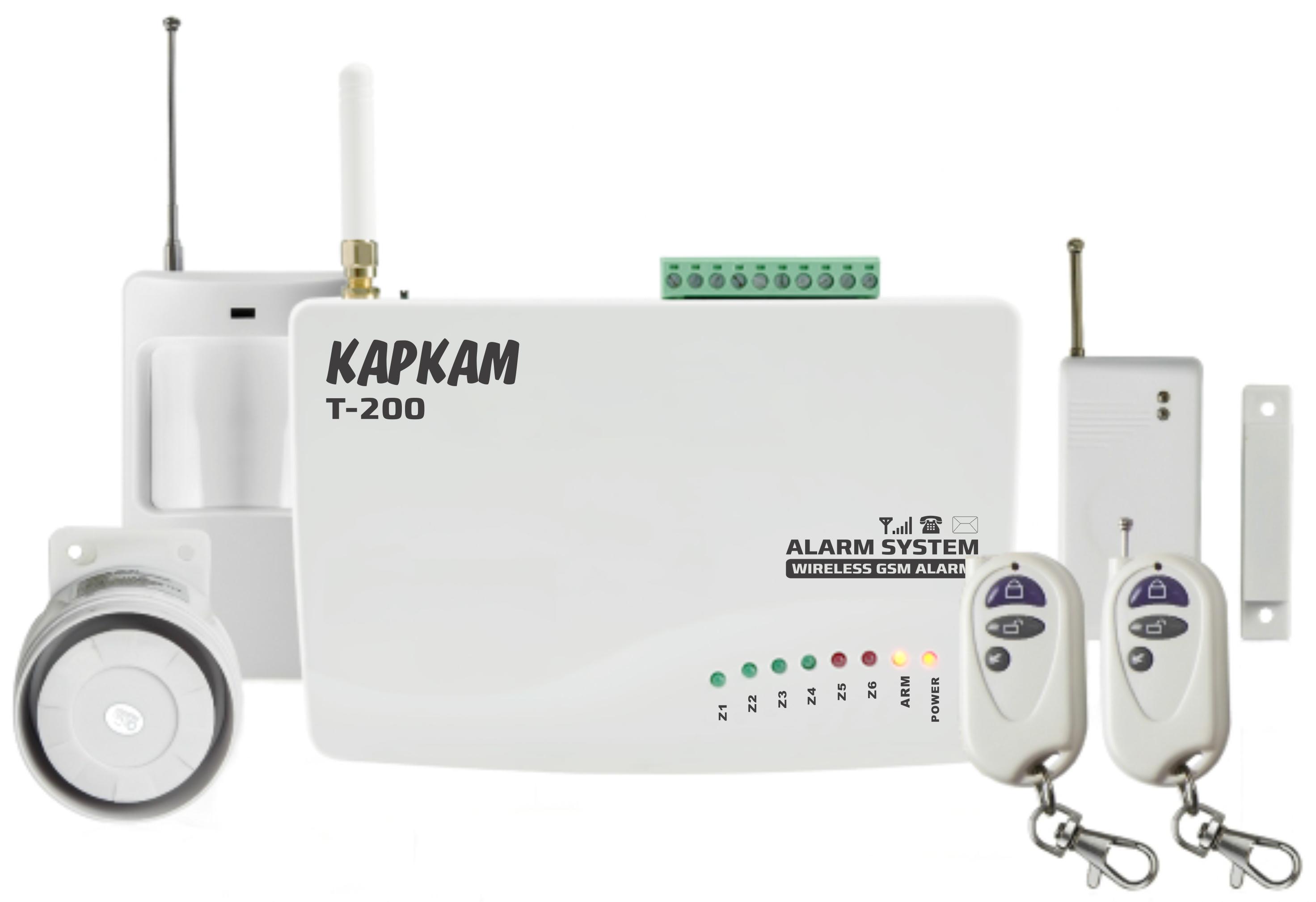 GSM сигнализация КАРКАМ Т-200