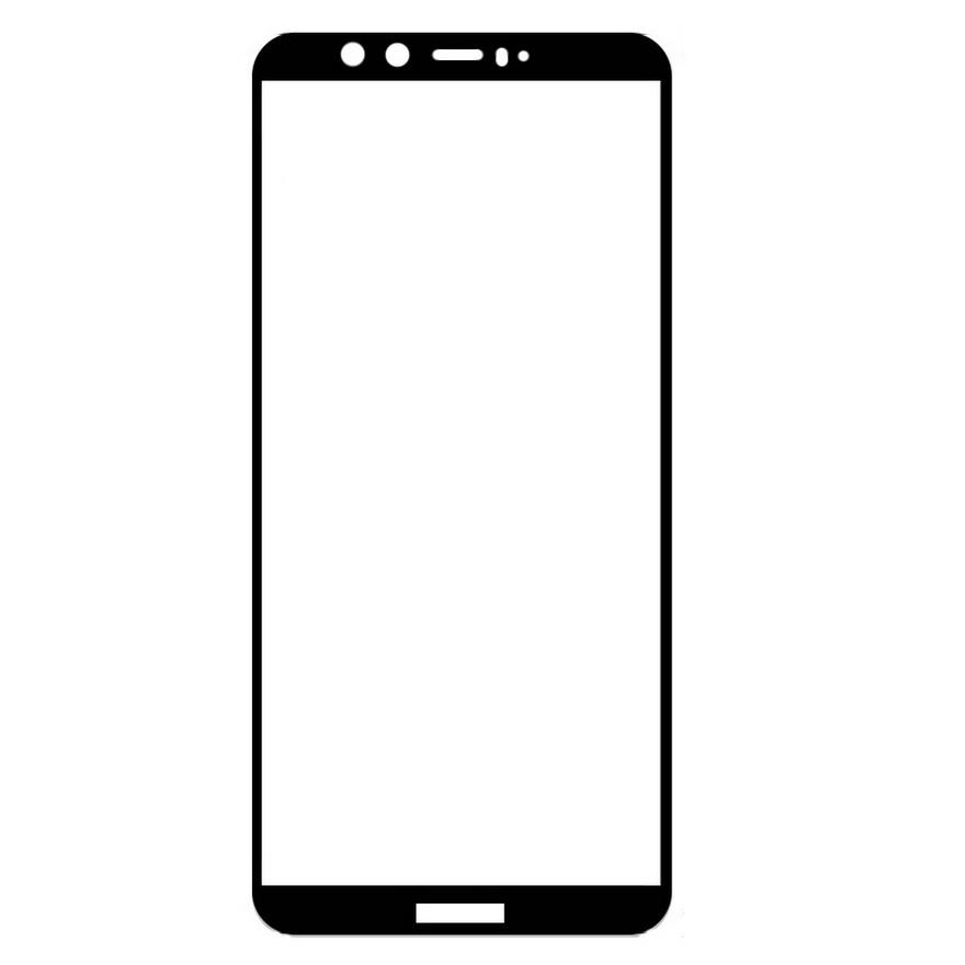 Защитное стекло для Huawei honor 9 Lite с рамкой 9H Full Glue без упаковки