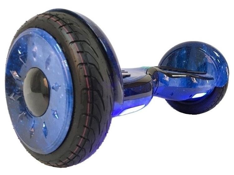 Гироскутер Smart Balance 10,5, Синий Огонь гироскутер smart balance 10 5 дюймов внедорожник хаки