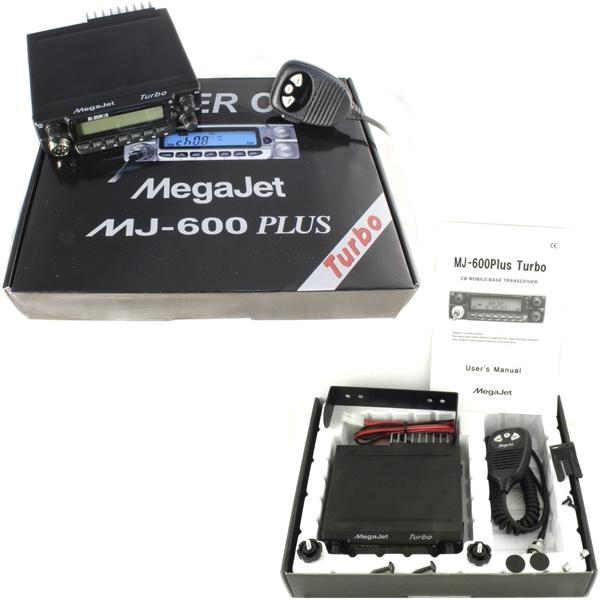 MegaJet MJ-600 Plus Turbo от КАРКАМ