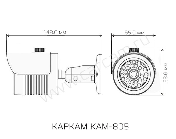 КАРКАМ KAM-805 от КАРКАМ