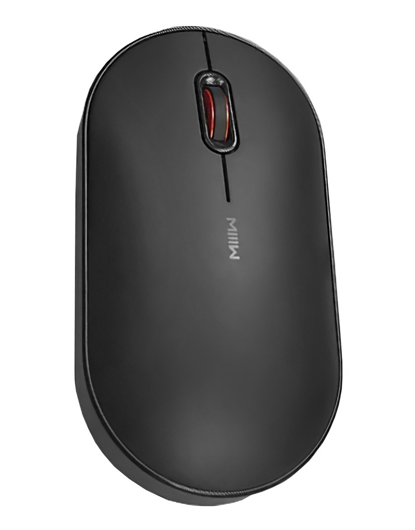Xiaomi MIIIW Dual Mode Portable Mouse Lite Version Black (MWPM01) КАРКАМ
