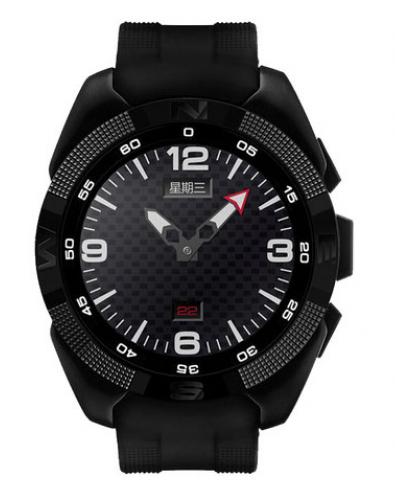SMART WATCH G5 Black merlin smart watch m60