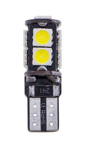 CARCAM T10-9-5050 CANBUS carcam t10 5smd 5050