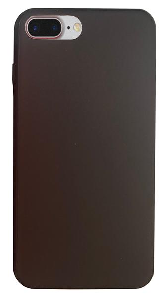 Чехол для iPhone 7 Plus Термочувствительный коричневый фото
