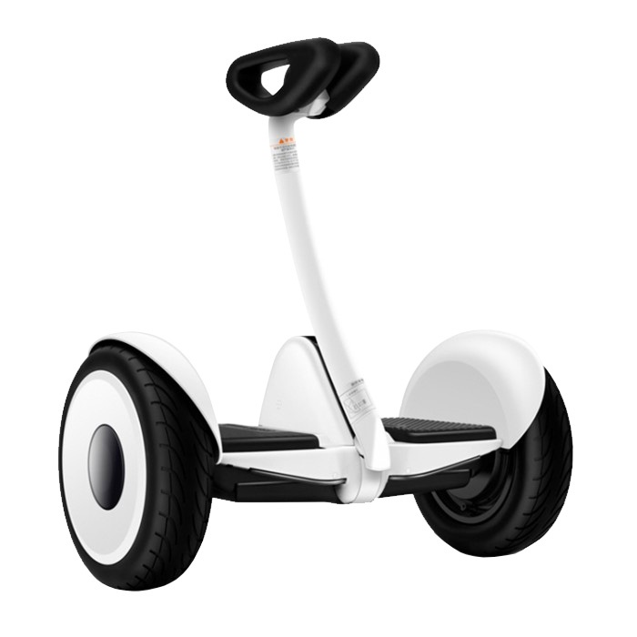 Гироскутер Xiaomi Ninebot Mini белый original ninebot xiaomi ninebot plus electric 11 inch self balancing scooter