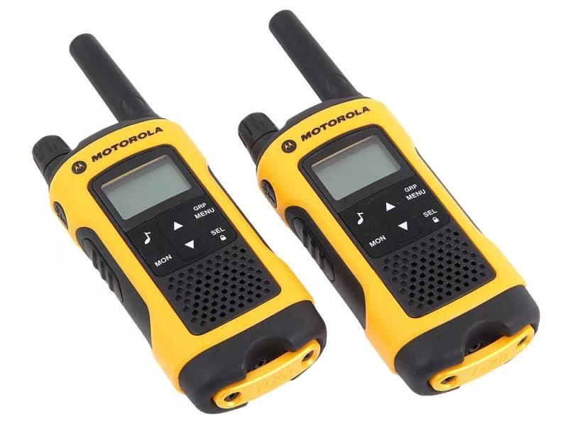 Motorola TLKR-T80 EXT от КАРКАМ