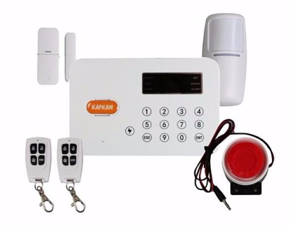 КАРКАМ Т-220 игровые наборы 4m охранная сигнализация тайный агент