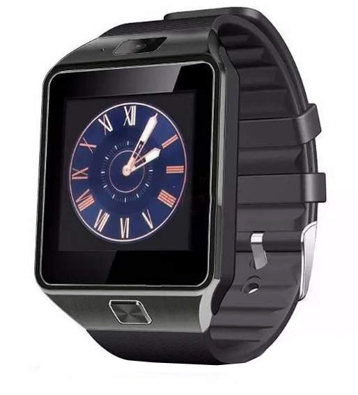 Купить CARCAM SMART WATCH DZ09 Black, КАРКАМ