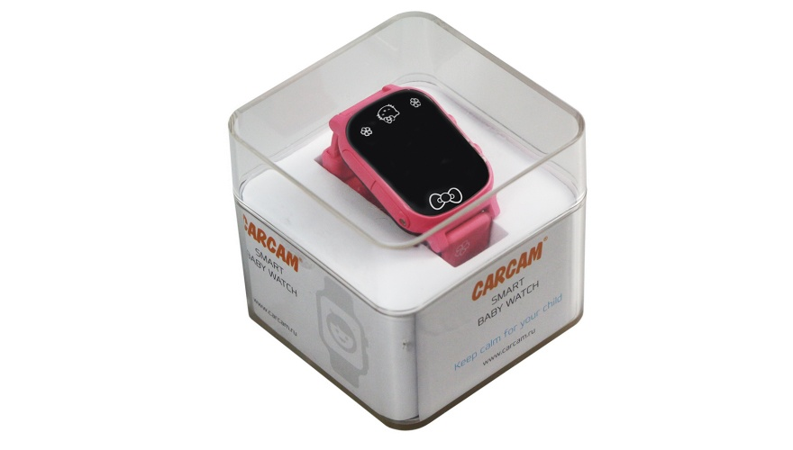 SMART WATCH GW700 PINK от КАРКАМ