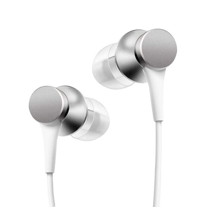 Купить Наушники Xiaomi Mi Piston In-Ear Headphones Fresh Edition White, КАРКАМ