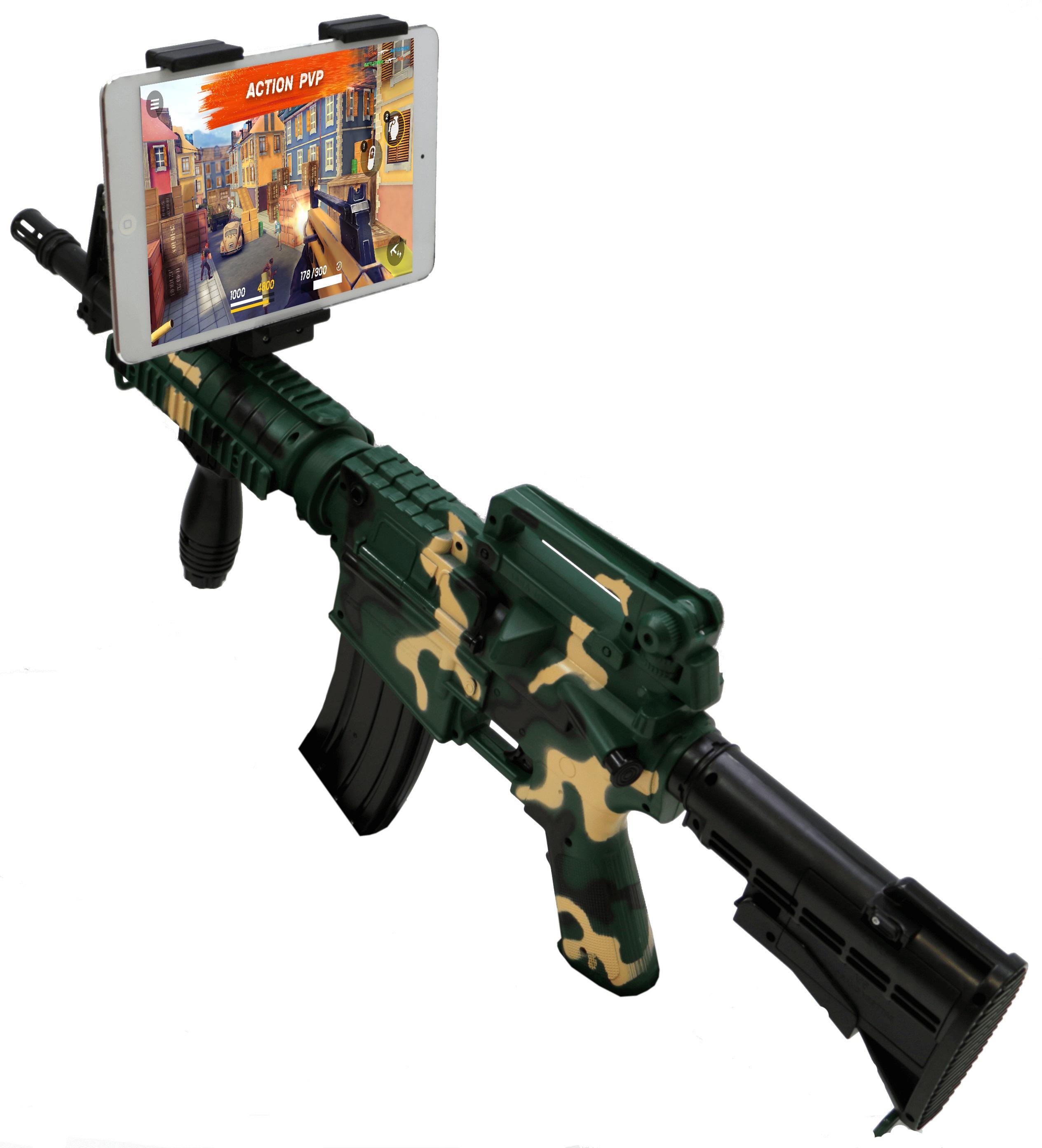 Intelligent ar gun AR47-1 Camouflage green гладкоствольные карабины на базе автомата калашникова в украине цена