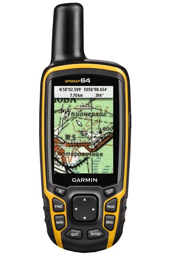 Garmin GPSMAP 64 стоимость