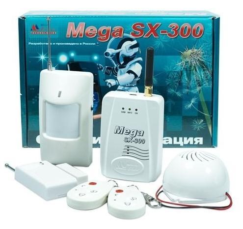 MicroLine SX-300R Radio фото