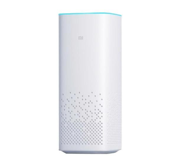 Умная колонка Xiaomi Mi AI Speaker white, КАРКАМ  - купить со скидкой