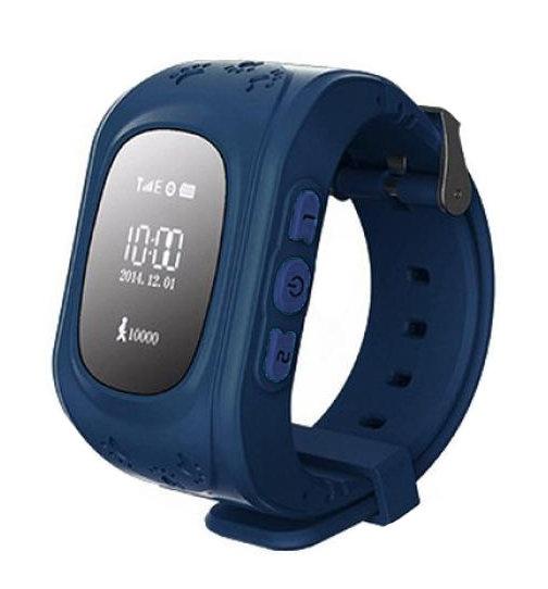 Smart Baby Watch КАРКАМ Q50 OLED синие от КАРКАМ