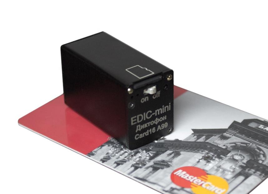 Edic-mini CARD16 A99 от КАРКАМ