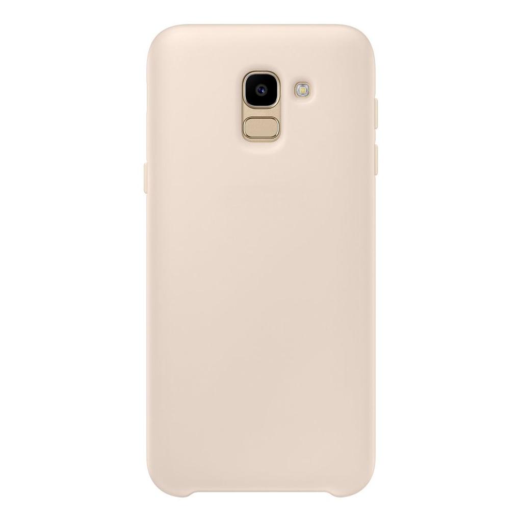 Чехол для Samsung A8 Plus (2018) SILICONE COVER фото