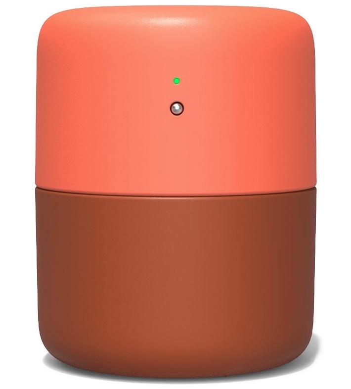 Xiaomi VH Man Destktop Humidifier 420 ml Orange (H01) КАРКАМ