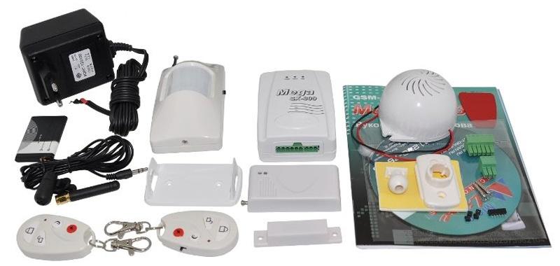 MicroLine SX-300R Radio от КАРКАМ