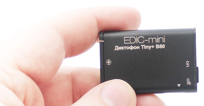 Edic-mini Tiny+ B80 от КАРКАМ