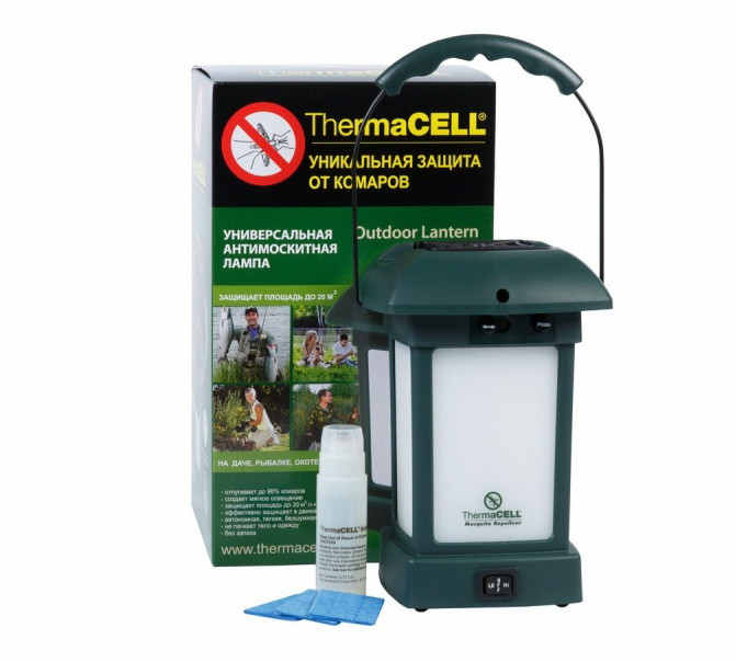 ThermaCell Outdoor Lantern MR 9L от КАРКАМ