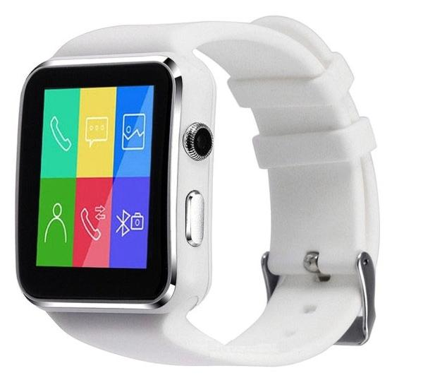 CARCAM Smart Watch X6 White  фото