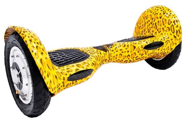 """Гироскутер Smart Balance 10"""" Леопард от КАРКАМ"""