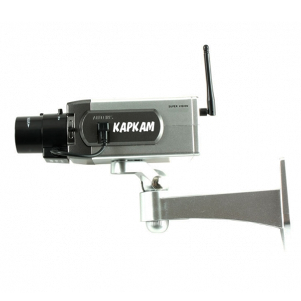 Муляж камеры видеонаблюдения КАРКАМ Dummy 340 от КАРКАМ