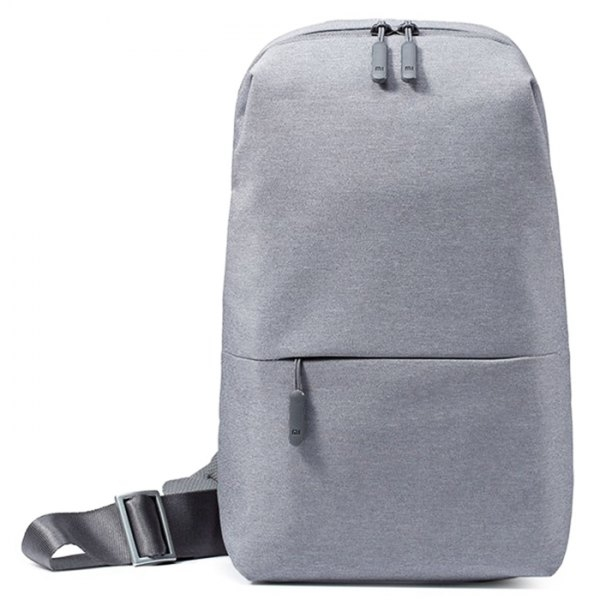 Xiaomi City Sling Bag Gray фото