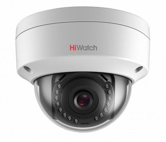 IP-камера HiWatch DS-I402 (B) (2.8 мм) КАРКАМ