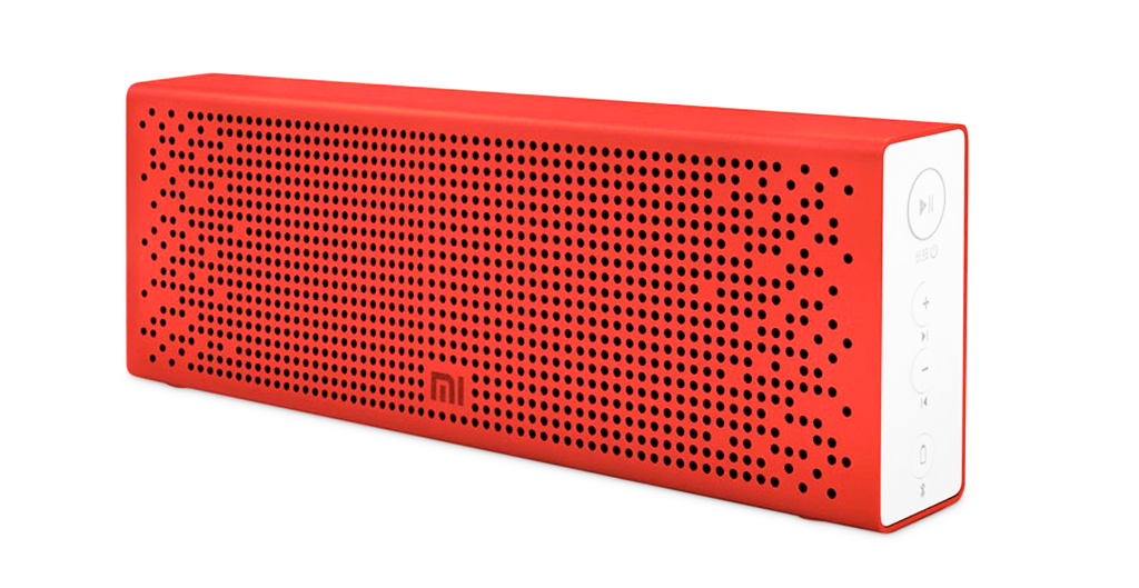 Купить Xiaomi Mi Bluetooth Speaker Red, КАРКАМ