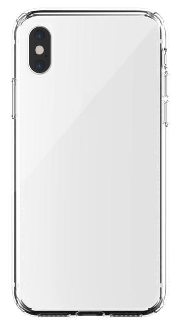 Чехол для iPhone XS Max Clear Leisurto фото