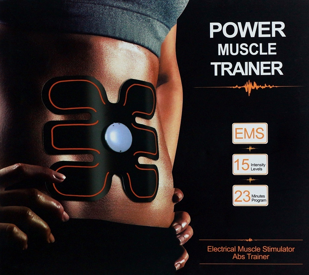 EMS Power Muscle Trainer LD-1502B6 от КАРКАМ