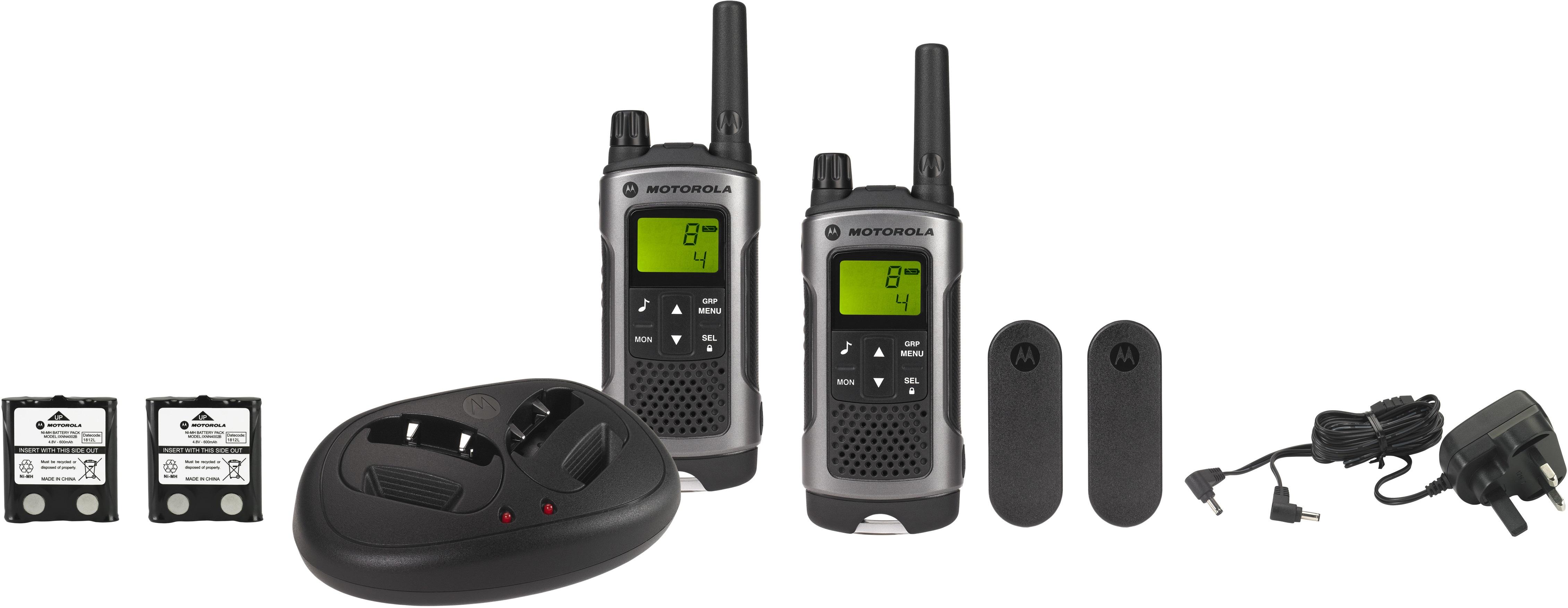 Motorola TLKR-T80 от КАРКАМ