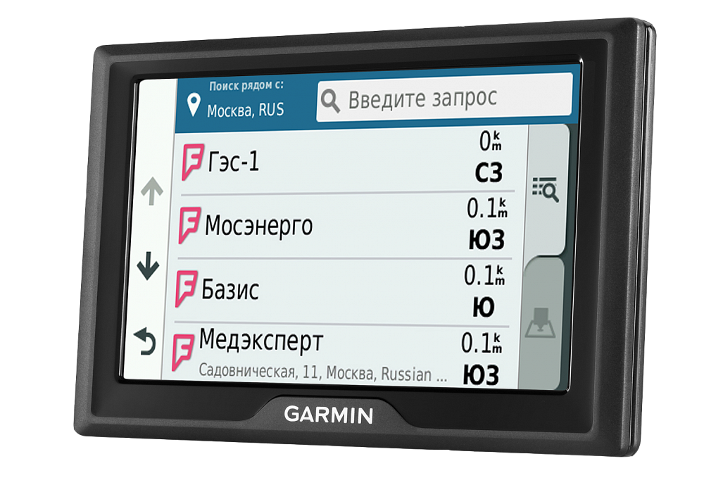 Garmin Drive 40 RUS LMT garmin drivesmart 50 rus lmt