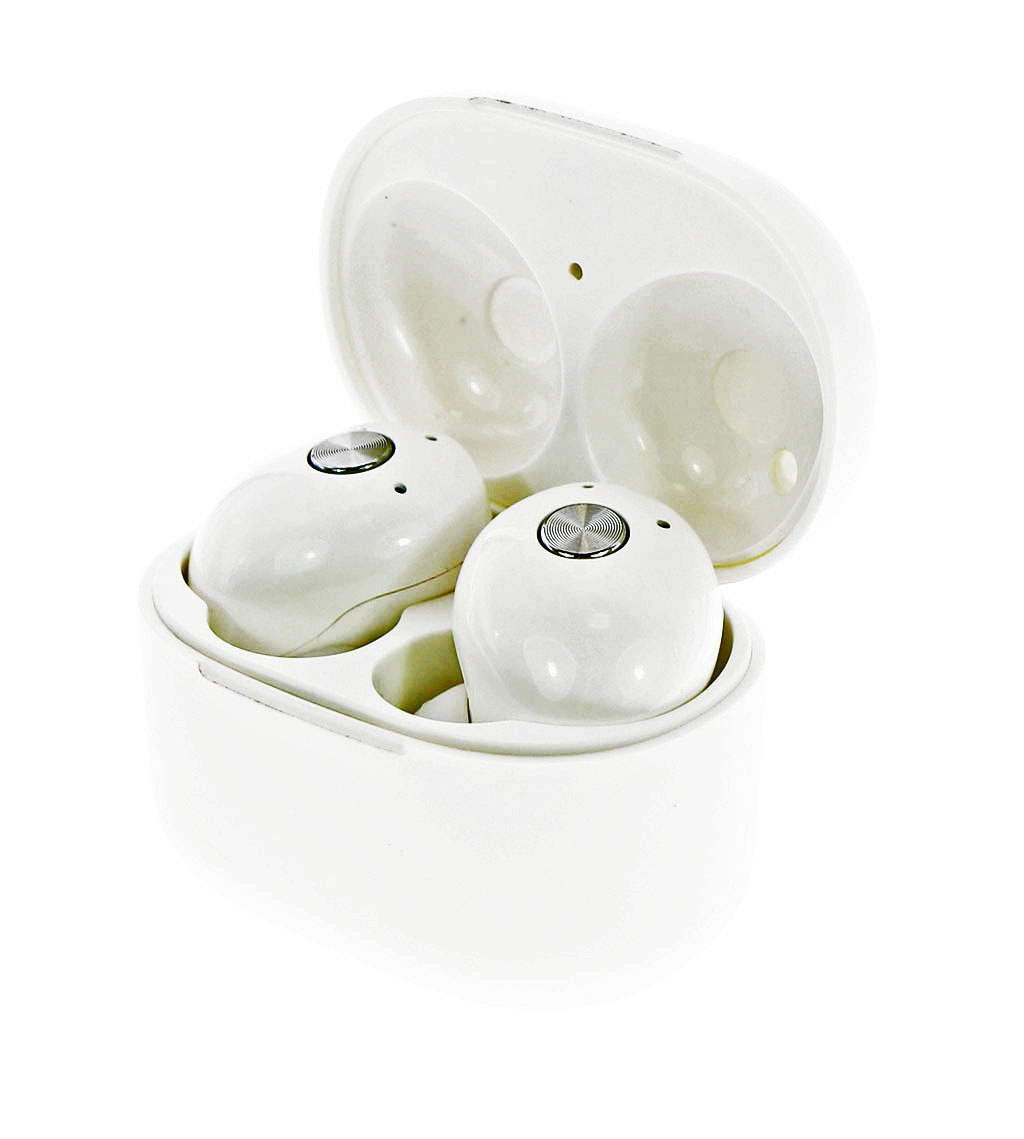 Wireless Stereo IP 010 White