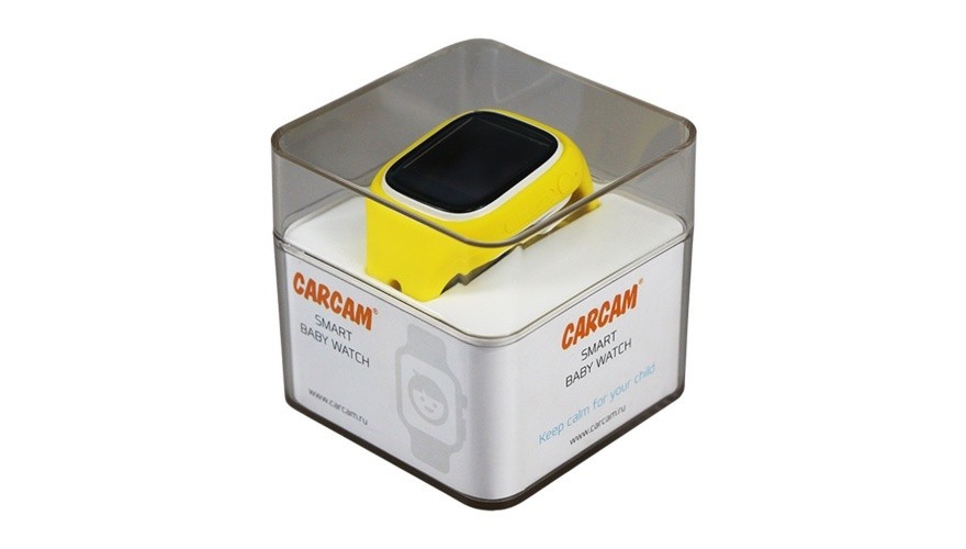 CARCAM KIKO (желтые) от КАРКАМ