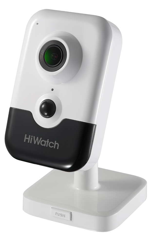 IP камера HiWatch DS-I214W (B) (2 мм) КАРКАМ