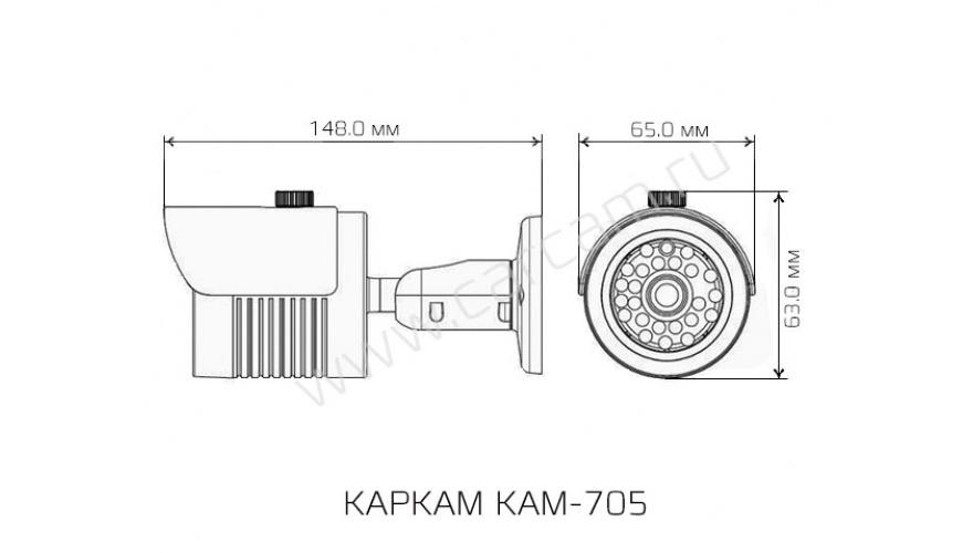 КАРКАМ KAM-705 от КАРКАМ
