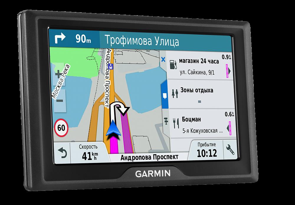 Garmin Drive 40 RUS LMT от КАРКАМ