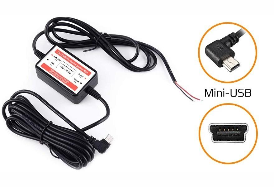 CARCAM PWR5V Mini-USB R КАРКАМ