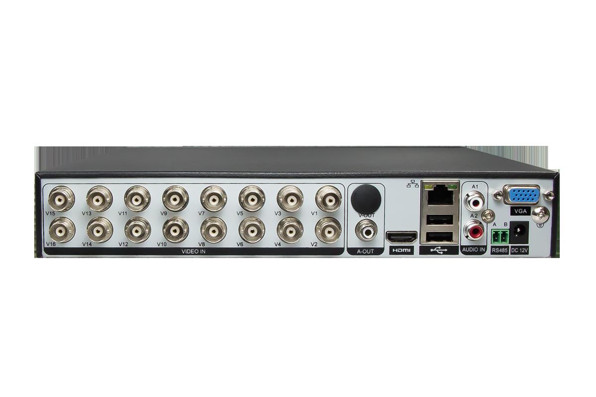 Гибридный видеорегистратор КАРКАМ AHD7116N от КАРКАМ